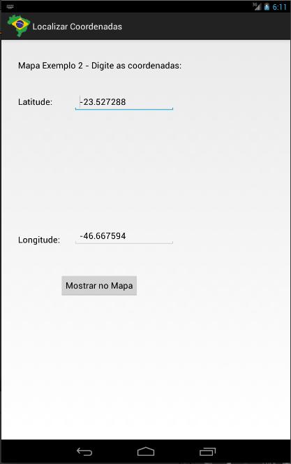 Ver Mapa v.1.0 - screenshot