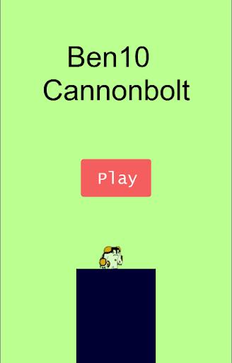 Ben10 Cannonbolt