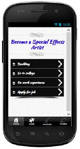 Become Special Effects Artist