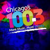 Chicago's 100.3