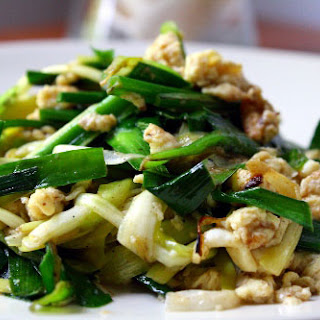 Chinese Chives Recipes.