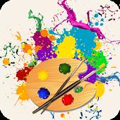 Kids Paint - Coloring Pages