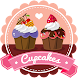 Cupcakes - GO Launcher Theme icon
