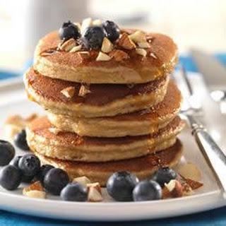 Silver Dollar Pancakes (Gluten-free).