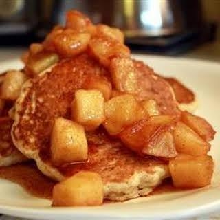 Cinnamon Apple Syrup.