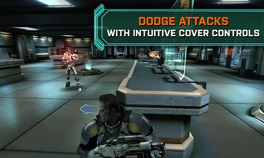 MASS EFFECT™ INFILTRATOR - screenshot thumbnail
