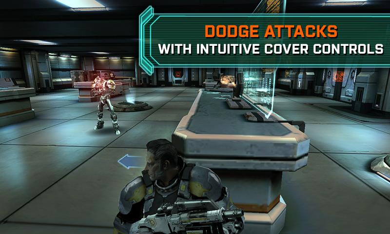 Mass effect infiltrator game android gameplay part 3 youtube.