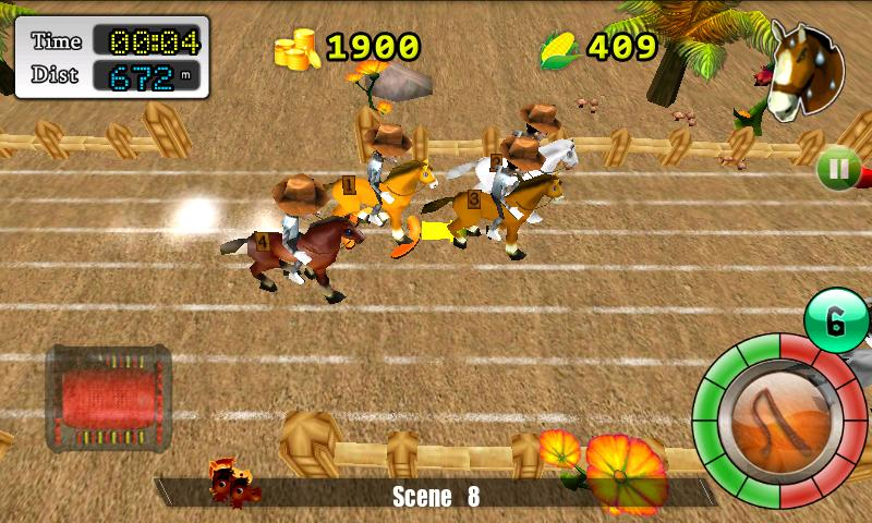 Derby Dash 3D - screenshot