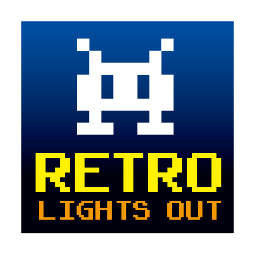 Retro Lights Out