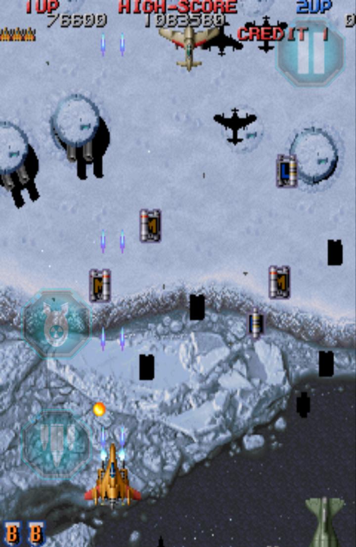 Raiden Legacy screenshot #7