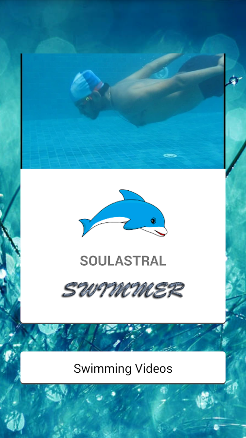 Swimmer- screenshot