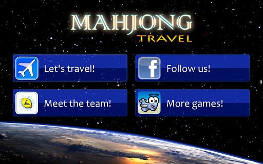 Mahjong Travel