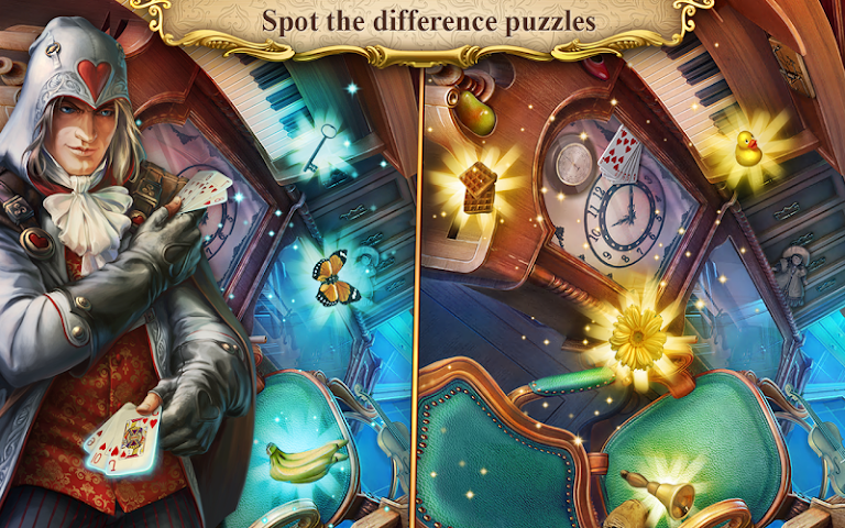 android Alice in the Mirrors of Albion Screenshot 3
