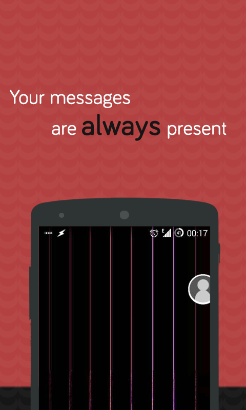 Seebye Chat Heads- screenshot