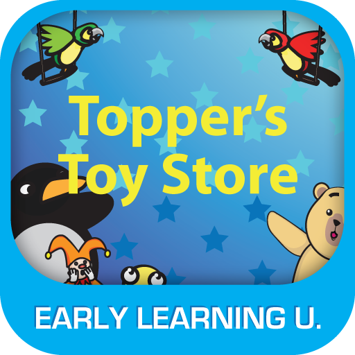 Topper's Toy Store 教育 App LOGO-APP試玩