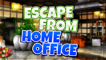 Screenshot of Escape From Home Office