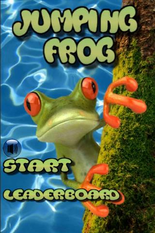 跳跳 青蛙