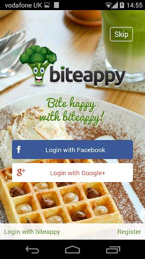 Biteappy: Allergy Diet Eating