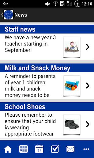 St Luke's CE Primary School