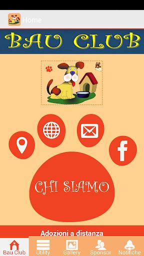 Bau Club App