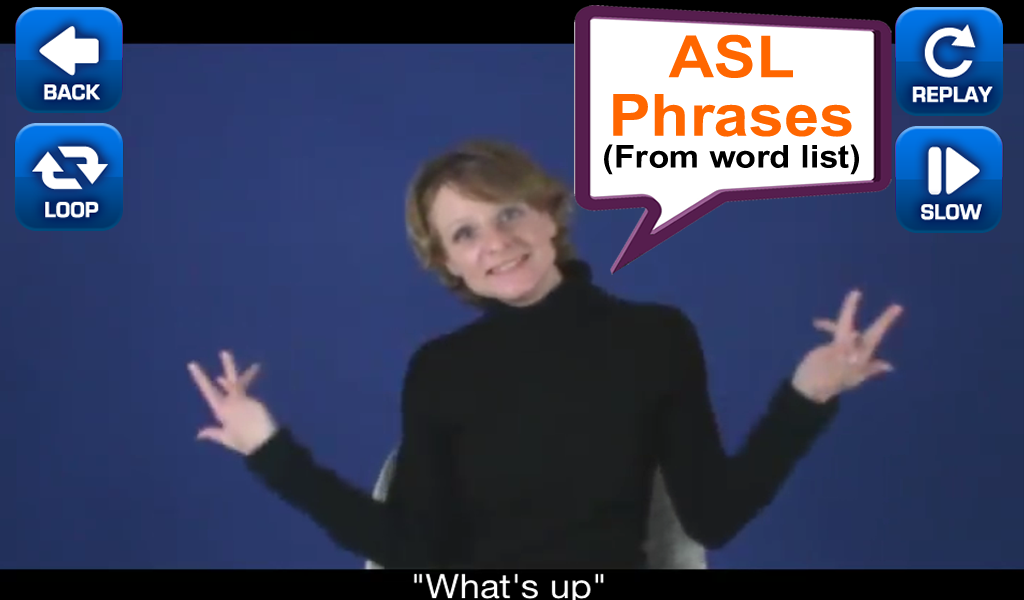 ASL Translator- screenshot