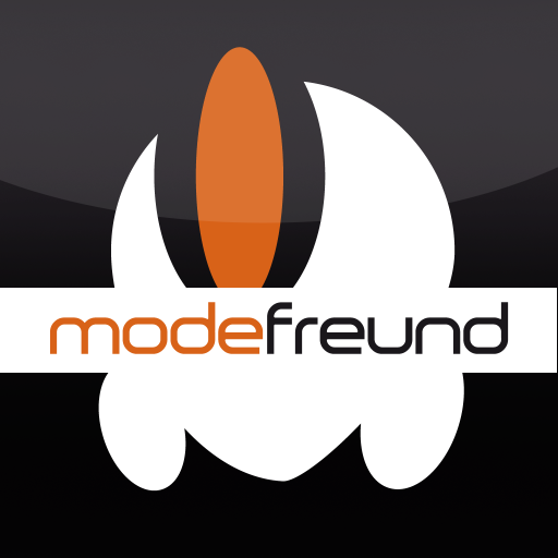 Modefreund Mobile Shop LOGO-APP點子