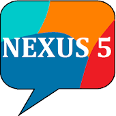 Nexus 5 SMS ( Lollipop 5.0 )