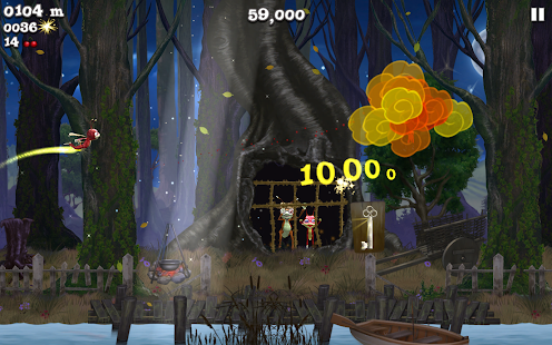 Firefly Runner Screenshot 13