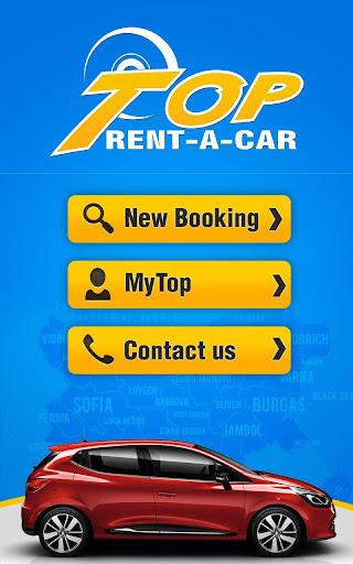 Top Rent A Car Bulgaria