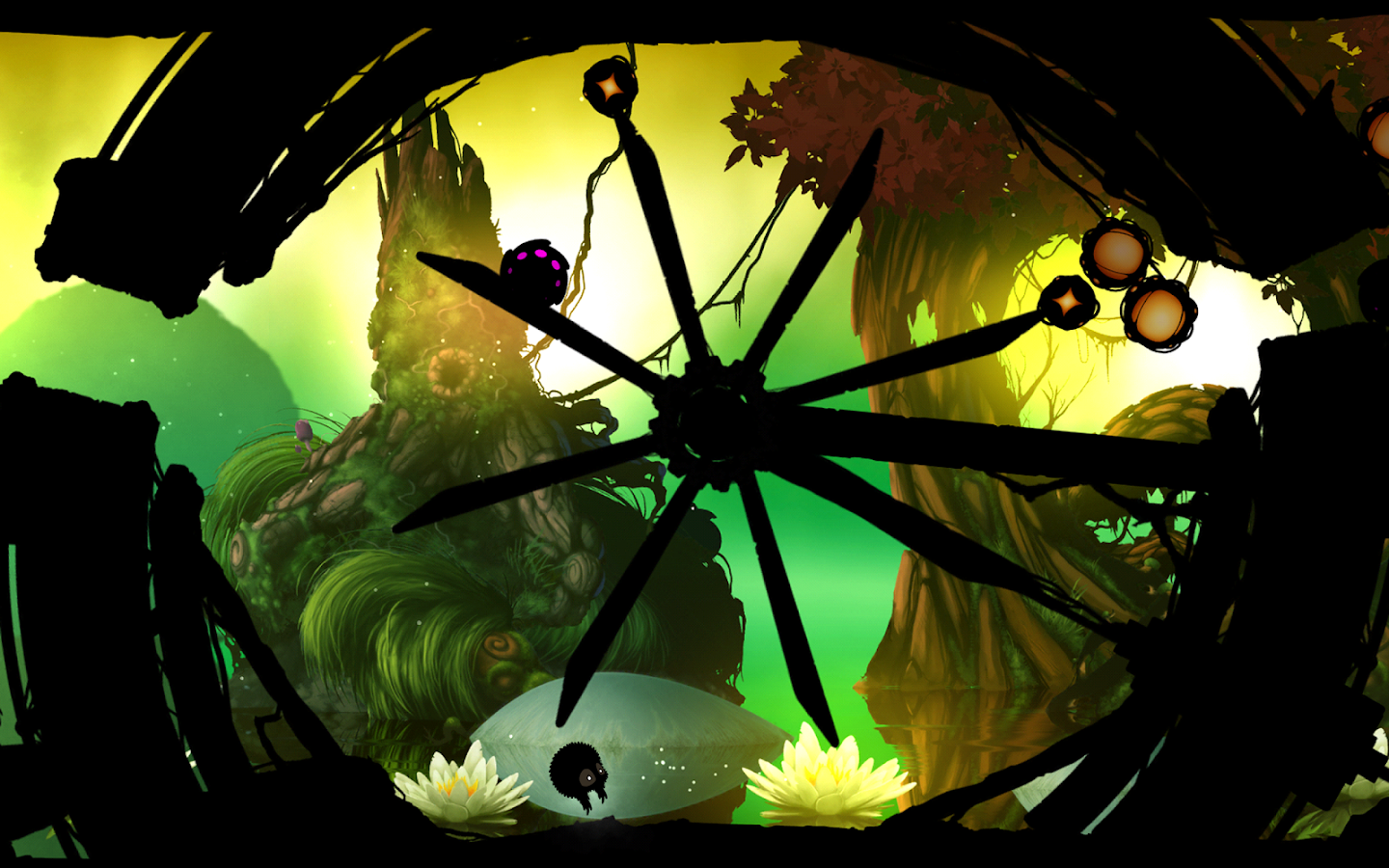 BADLAND- screenshot