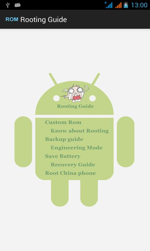 Rooting Guide- screenshot