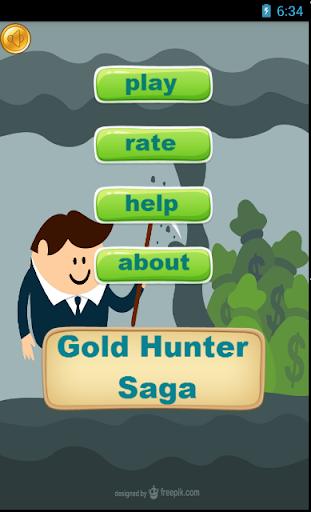 Gold Hunter Saga