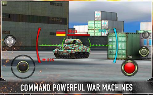 Iron Force Screenshot 39
