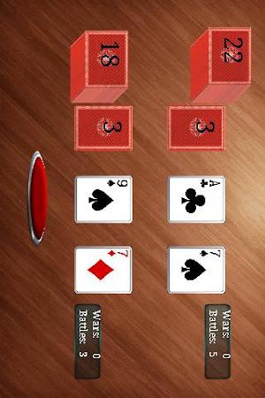 War - Card game - Free 2.0.9 screenshot 1426256