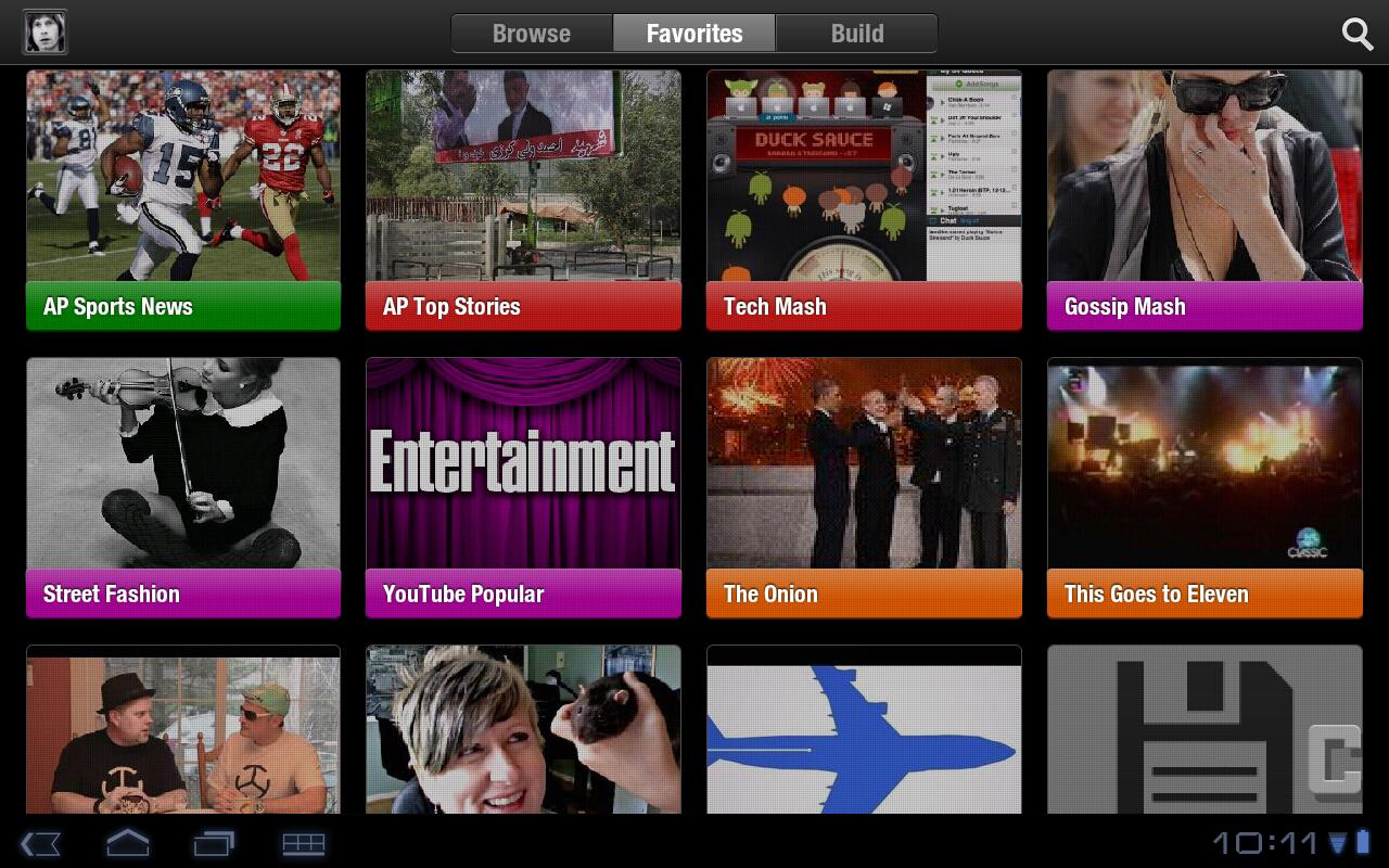 ChannelCaster: Social News - screenshot