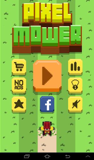 【免費街機App】Pixel Mower-APP點子