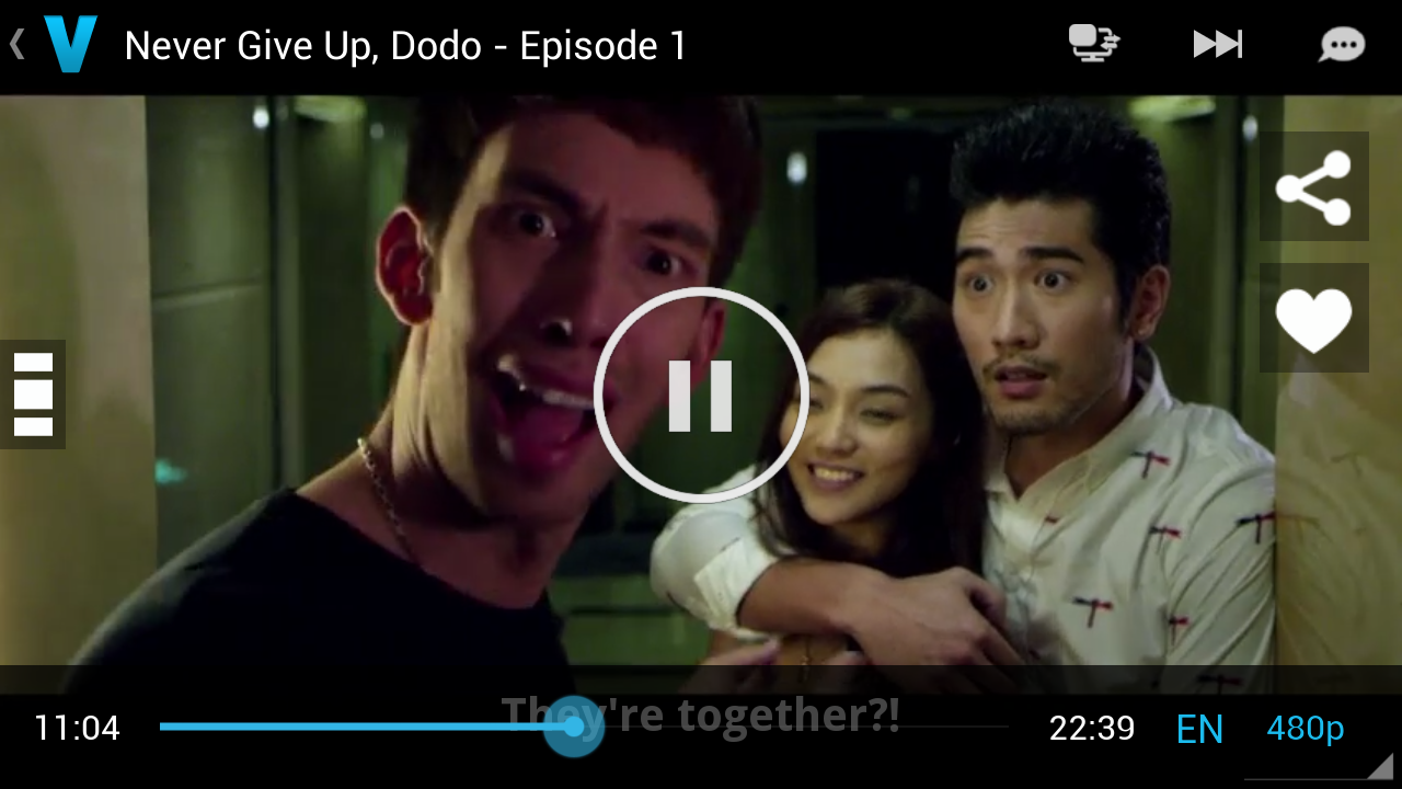 Viki: Watch TV Drama & Movies - screenshot