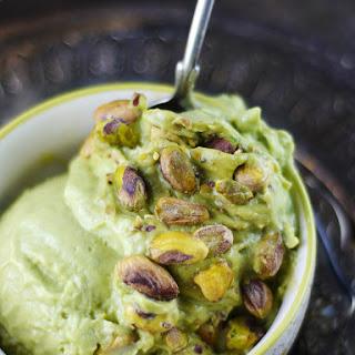 Dairy-Free Pistachio Ice Cream {Vegan, Paleo, Gluten-Free, SCD, Refined Sugar-Free}
