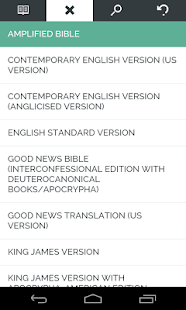Bible Reader- screenshot thumbnail