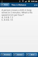 Screenshot of Aptitude Questions & Answers