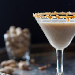 Peanut Butter and Jelly Martini (AKA PB&J Martini)