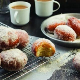 Vanilla Sugar Doughnuts
