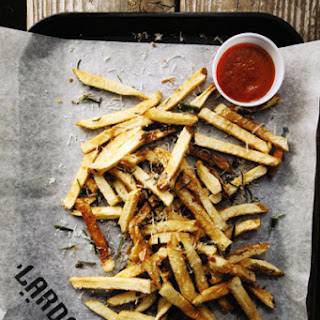 Herbed French Fries.