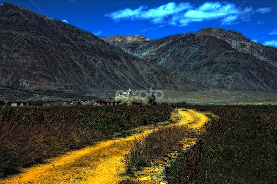 Zanskar Himalayas by Amit Kumar - Landscapes Mountains & Hills ( india, ladakh, jammu & kashmir )