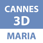 Cannes 3D Maria icon
