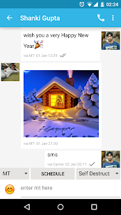 Computer  ↔ SMS Text Messaging - screenshot thumbnail