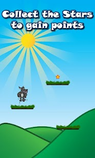 Jump Wolf Jump Beta screenshot