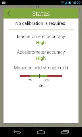Accurate Compass 1.4.1 screenshot 324517