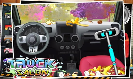 Truck Wash - Kids Game- screenshot thumbnail