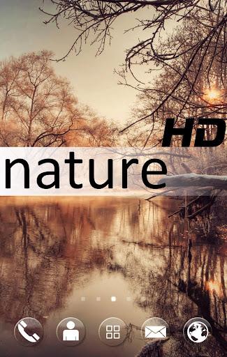 【免費個人化App】HD Nature Go Theme Tapjoy Free-APP點子